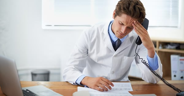 New NCMIC Program Helps Doctors Cope with the Stress of a Claim