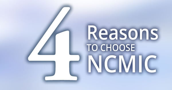 Why Should You Choose NCMIC for Your Malpractice Insurance