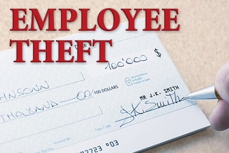 Protecting Your Practice from Employee Theft