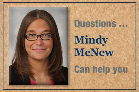 Meet Mindy McNew