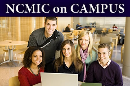 Find NCMIC at a College or University Near You