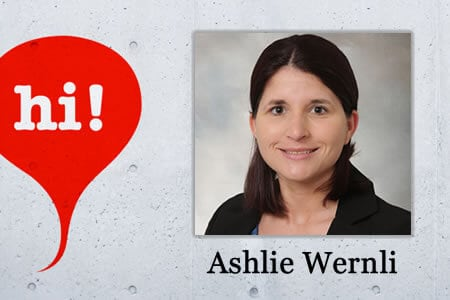 Insurance Questions? Ashlie Can Help