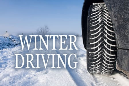 Driving this Winter: Stay in Control