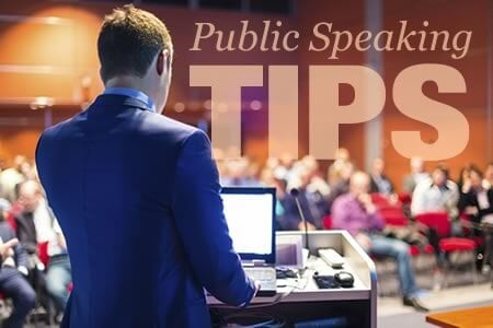 Public Speaking: Tips for Getting Started