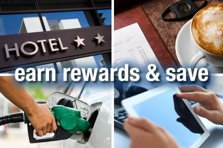 Earn Business Card Reward Points & Save Money