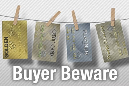 Reward Card Shoppers, Beware!