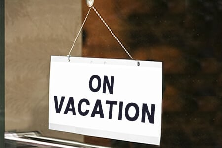 Preparing Your Practice for Your Vacation