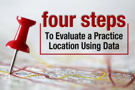 4 Steps for Using Data to Evaluate a Location with Data