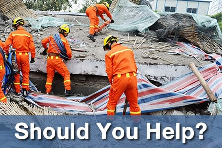 5 Ways to Help in a Disaster