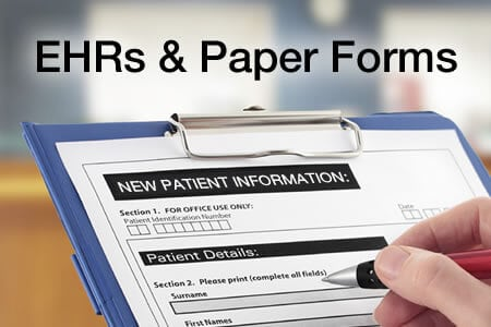 EHR? The Paperwork You Must Maintain