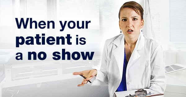 Should I Charge Patients Who Don't Show up?