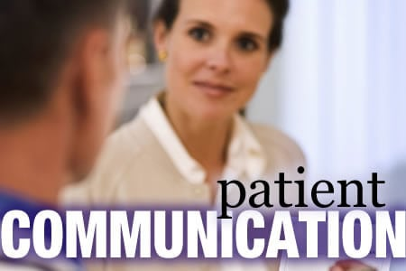 Match Communication to Individual Patients