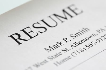 cvs and resumes - Chiropractic Resume