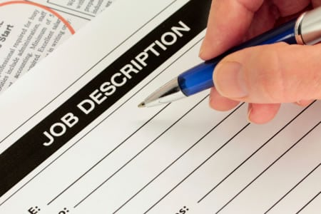 Writing Job Descriptions  Ncmic