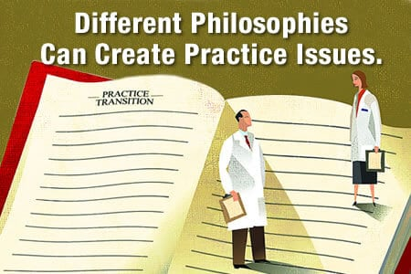 Practice Issue: Partner with Different Philosophy