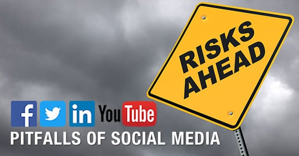 Avoid the Potential Pitfalls of Social Media