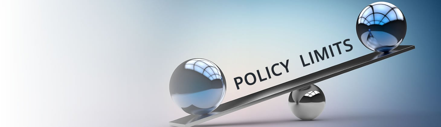 policy limits