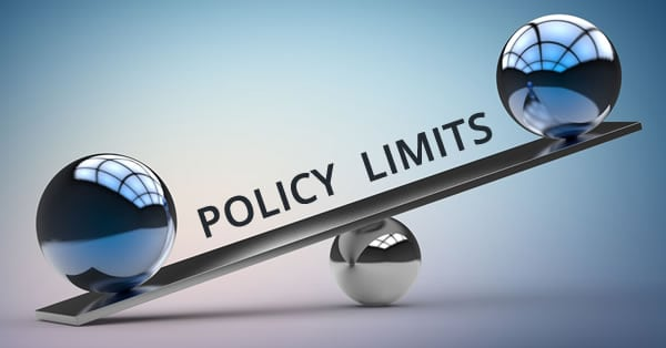 Don't Teeter-Totter with Your Policy Limits