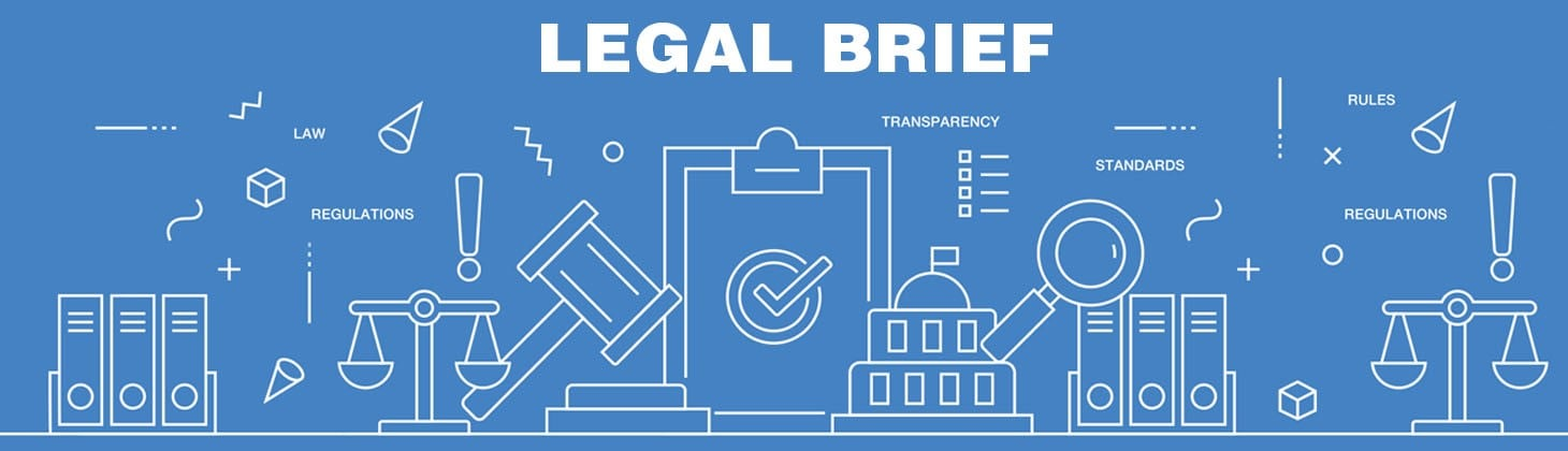 Legal brief blueprint