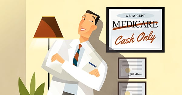 Thinking of a Cash Practice? Opting Out of Medicare?