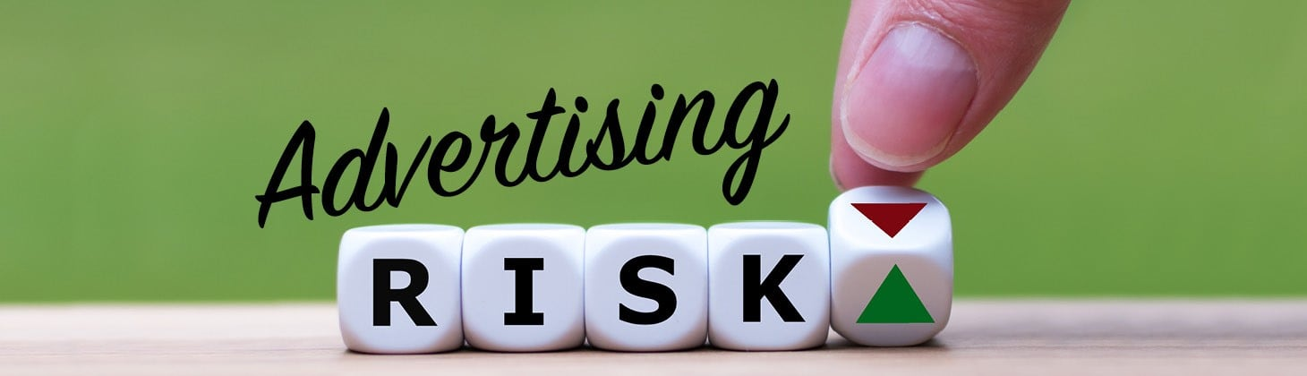 advertising risk