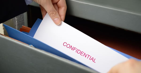 Are You Protecting Your Patients' Confidential Information?
