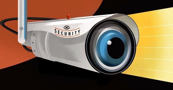 What DCs Should Know About Security Cameras and HIPAA